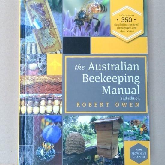 The Australian Beekeeping Manual - 2nd Edition