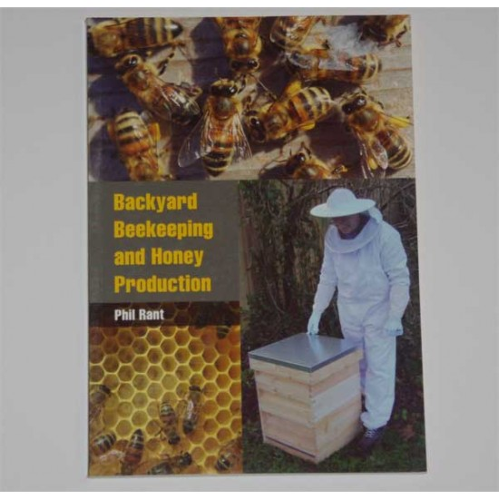 Backyard Beekeeping and Honey Production