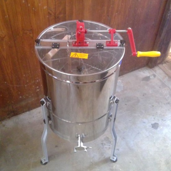 Extractor - 3 or 4 Frame manual