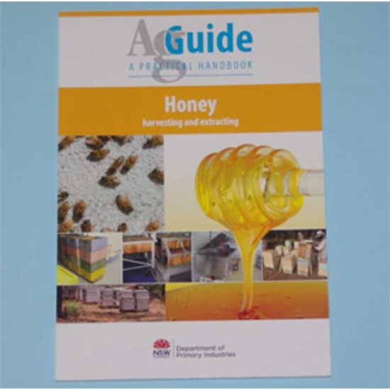 Agguide - Honey: harvesting and extracting