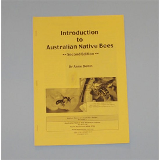 Introduction to Australian Native Bees