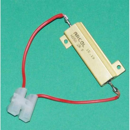 Resistor - 2 Ohms