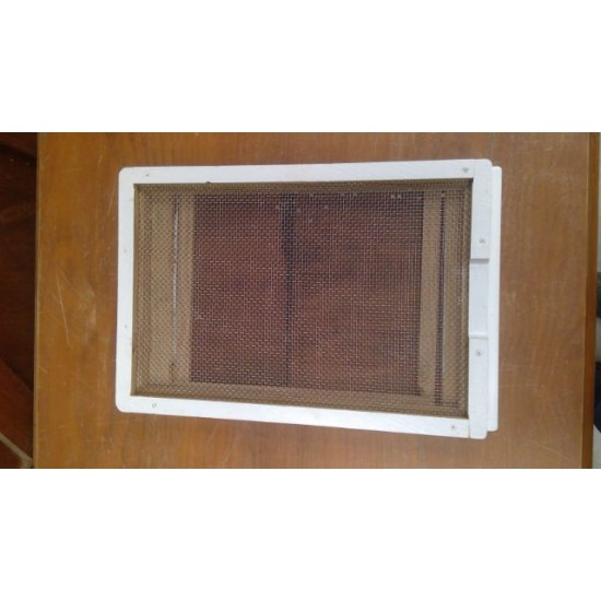 Base - Ventilated - Stainless Steel Mesh