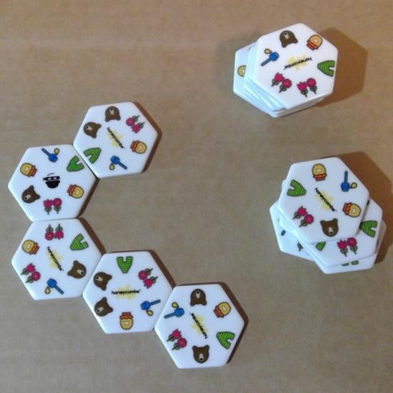 Game - Honeycombs